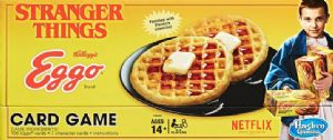 Stranger Things: Eggo Card Game